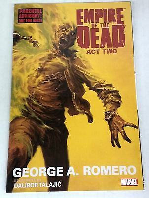 George Romeros Empire Of Dead Tp Act Two