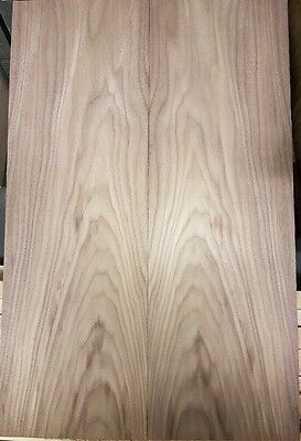American Walnut guitar top, Tonewood - sanded - Free shipping - WNT2