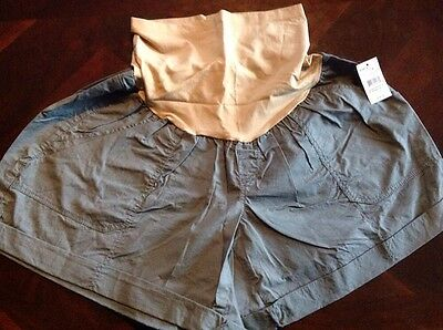Brand New Oh Baby Maternity Shorts Size 2X