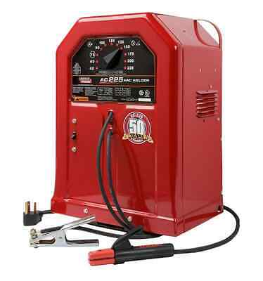 Lincoln Electric 230V 225 Amp AC Arc Welder Stick Welding Machine Weld AC225S