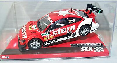 SCX 10a137x300 Mercedes AMG C Coupe DTM 1:3 2 Analogue NIP