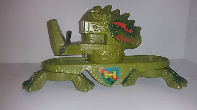 Masters of the Universe DRAGON WALKER  100% COMPLETE MATTEL MOTU RARE HE-MAN