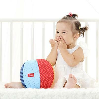 Sigikid - Activity Baby Ball 23 cm - Large Colorful ball with bells inside