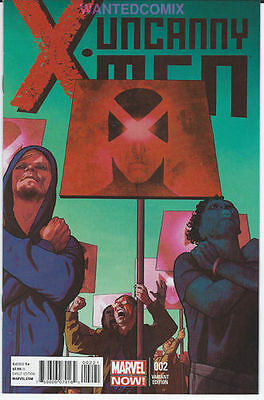 Uncanny X-Men #2 1:50 Irving Variant Cover Marvel Now New 2013 Comic Book Bendis