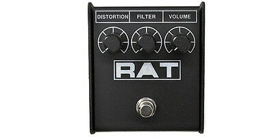 Brand NEW ProCo Rat2 Overdrive / distortion Pro Co Rat 2 pedal BACK IN STOCK!