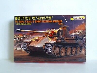 Shanghai Dragon: Pz. Kpfw. V Ausf. G 'Night Fighting Panther'. Imperial ...