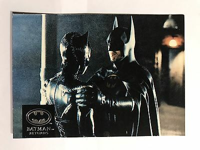 1992 Batman Returns Topps Stadium Club Trading Card #28