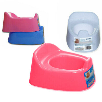 Potty Chair Training Seat Toddler Children Infant Baby Trainer WHITE or PINK***
