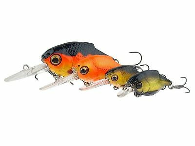 Savage Gear NEW Predator 3D Crucian Crank Pike Lure *All Types*