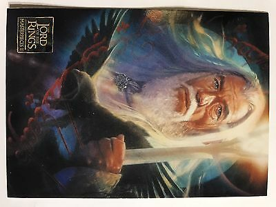 2008 Topps Trading Card The Lord Of The Rings Masterpiece Series Two #2