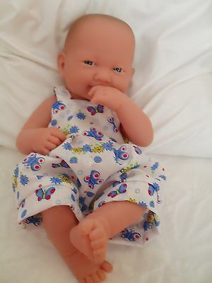 """14"""" Girl Or Boy  Doll Clothes Handmade Fit Little Baby Born First Annabell 34Cm"""
