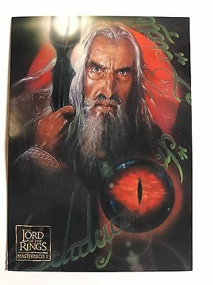2008 Topps Trading Card The Lord Of The Rings Masterpiece Series Two #3