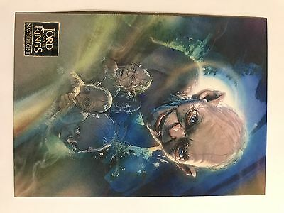 2008 Topps Trading Card The Lord Of The Rings Masterpiece Series Two #4