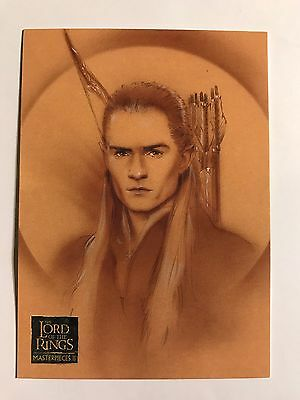 2008 Topps Trading Card The Lord Of The Rings Masterpiece Series Two #5