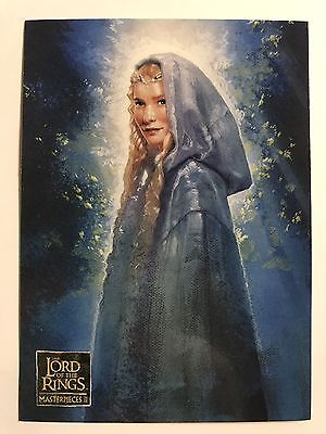 2008 Topps Trading Card The Lord Of The Rings Masterpiece Series Two #6