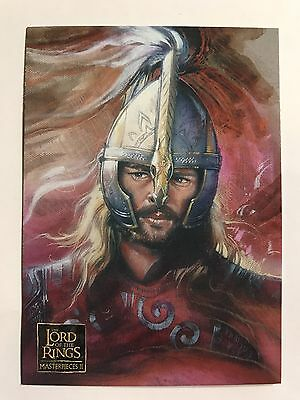 2008 Topps Trading Card The Lord Of The Rings Masterpiece Series Two #8