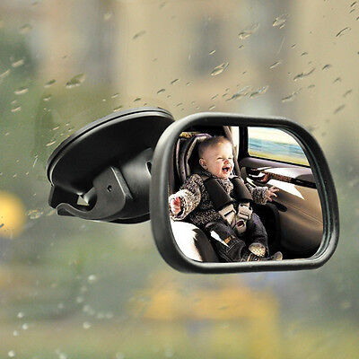 Car Baby Seat Inside Mirror View Back Safety Rear Ward Facing Kids Infant Mirror