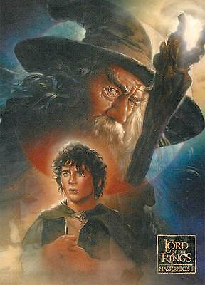 2008 Topps Trading Card The Lord Of The Rings Masterpiece Series Two #13