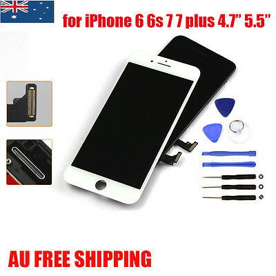 AU LCD Display+Touch Screen Digitizer Assembly for iphone 6 6s 7 7 plus 4.7 5.5""