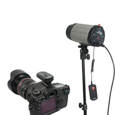 Wireless Studio Flash Trigger Set 4 Channel DC-04 for Canon Nikon Camera