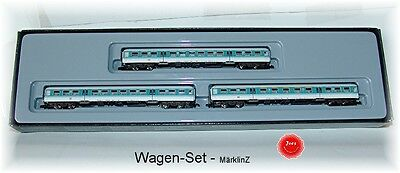 "Märklin 87809 Z Gauge Wagon Set ""Mintlinge"" DB AG 3-piece # in #"