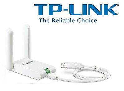 NEW in box! TP-Link TL-WN822N 300Mbps USB 2.0 WiFi Adapter Wireless Antenna