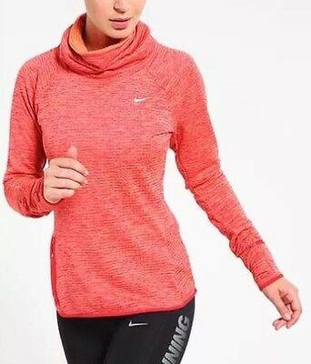 Nike Therma Sphere Element Long Sleeve Women's Running Top (M) 799891 842