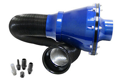 Universal Typhoon Cold Air Intake Induction System Kit With Air Box & Filter BMW