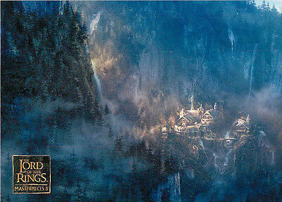 2008 Topps Trading Card The Lord Of The Rings Masterpiece Series Two #51