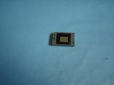 Benq-Optoma Projector DMD chip 1076-6138B Tested Working REF YOK2