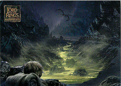 2008 Topps Trading Card The Lord Of The Rings Masterpiece Series Two #56