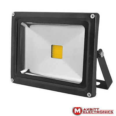 10W LED Floodlight Security Outdoor Garden Yard Patio Lamp 3000k