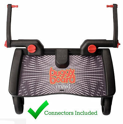Brand new in box Lascal maxi buggy board in black with easy fit connectors