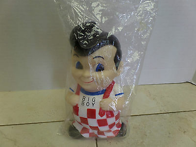 Vintage Bob's Big Boy Collectable Advertising Coin Money Piggy Bank