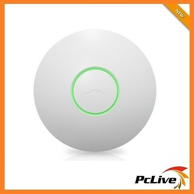 Ubiquiti UniFi AP 300Mbps Wireless Access Point MIMO POE Injector Included UAP