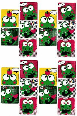 Sanrio KEROPPI the Frog 20 LARGE Stickers!