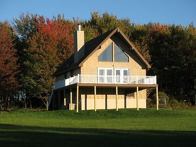 Poconos- House & 64 acres- Stream, Pond, Forest, Field,  Privacy, Peace & Quiet