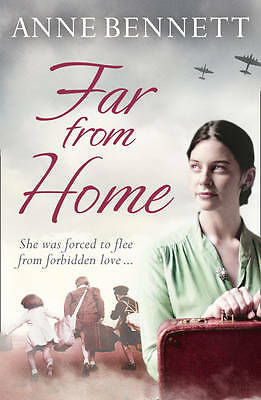 Far from Home by Anne Bennett (Paperback) New Book