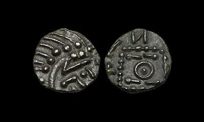 SS-FTKW - ANGLO-SAXON - SERIES E Ty. G 'Insect', AR Sceat, 700-760AD