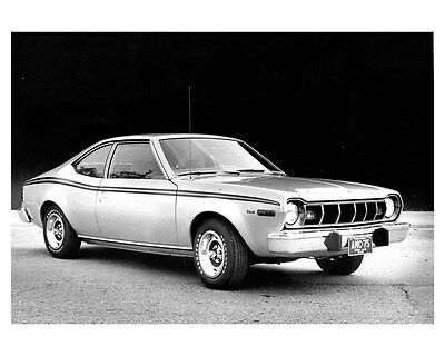 1975 AMC Hornet Factory Photo uc0267