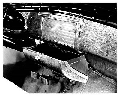 1950 Nash Airflyte Factory Photo uc0260