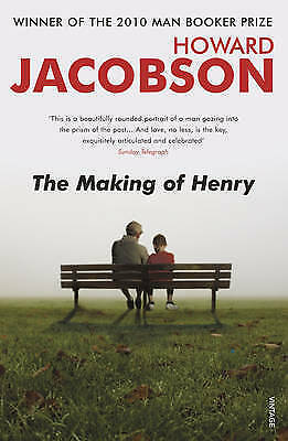 The Making of Henry by Howard Jacobson (Paperback) New Book