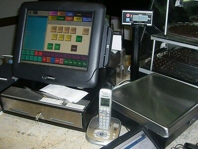avery berkel 6720 scale, integrates with POS