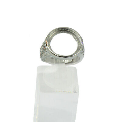 Ring Blank Cabochon Settings DIY Ring Finding Jewelry Making 10mm 12mm 14mm 16mm