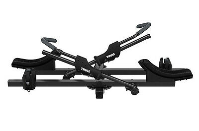 """Thule T2 Classic 2-Bike Bicycle Platform Carrier Rack - 2"""" Receiver Hitch - NEW!"""
