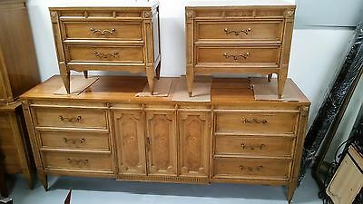 American of Martinsville Mid-century Bedroom  furniture Set of 6