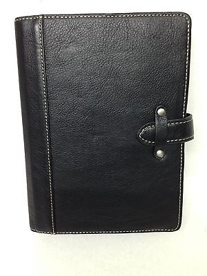 Franklin Covey Classic Aurora Leather Binder - NEW