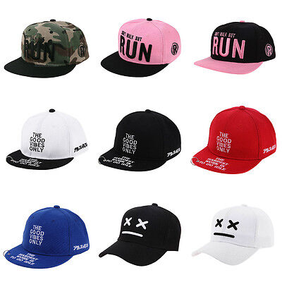 Summer Toddler Kids Baby Boys Girls Baseball Cap Unisex Embroidery Snapback Hat
