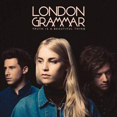 Truth Is a Beautiful Thing - London Grammar (Album) [CD]
