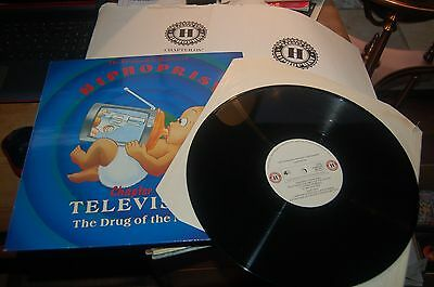 11889 Hipoprisy Television The Drug Of The Nation Buy 5 LP's For £6 Postage
